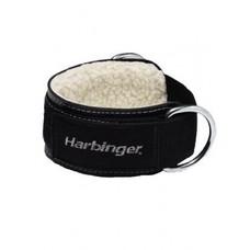Harbinger 3 Inch Leren Ankle Strap