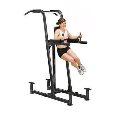 Body-Solid FCD FUSION Power Tower - VKR, Dips en Chin-ups