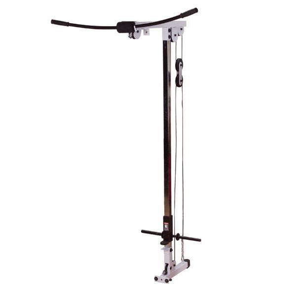 Power Rack Kopen: Bodysolid Powerline Leg Press Attachment Bodysolid In De