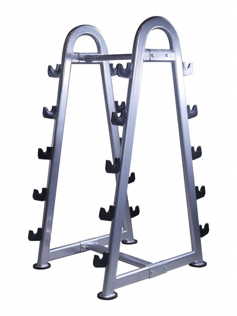 Crossmaxx LMX1020 Fixed Barbell Rack