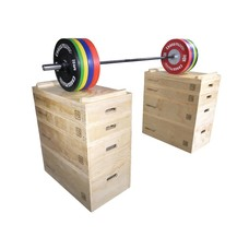 Crossmaxx LMX1299 Houten Jerk Block Set
