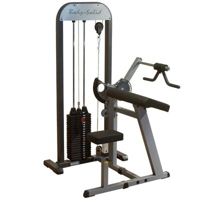 Body-Solid GCBT-STK Biceps en Triceps Machine