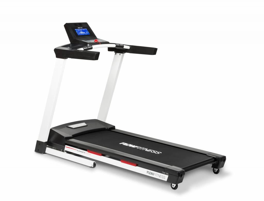 Flow Fitness RUNNER DTM2000i Loopband   Gratis Montage