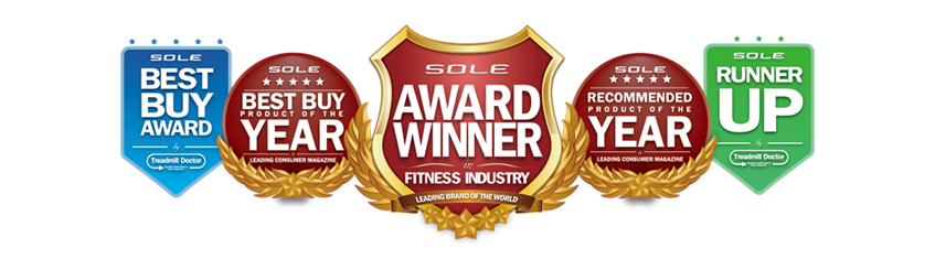 SOLE Fitness Awards