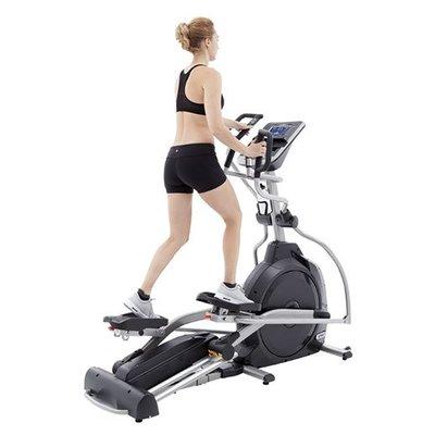 SPIRIT fitness XE395 Crosstrainer + Gratis Vloermat