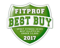 Spirit fitness SE395