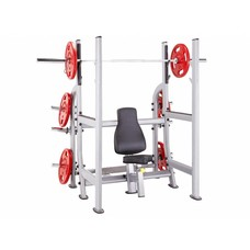 Steelflex NEO Series Olympic Military Rack
