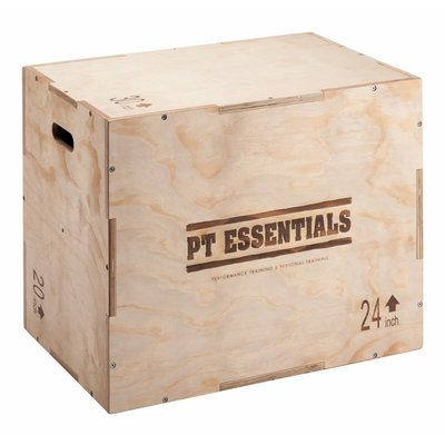 PTessentials PLYOPOWER Crossfit Houten Plyobox