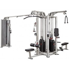 Steelflex JG5000S Jungle Gym Single Tower met Crossover