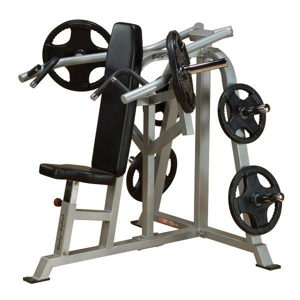 Body-Solid ProClubline Leverage Shoulder Press
