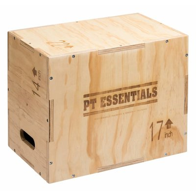 PTessentials MINI PLYOPOWER Crossfit Houten Plyobox