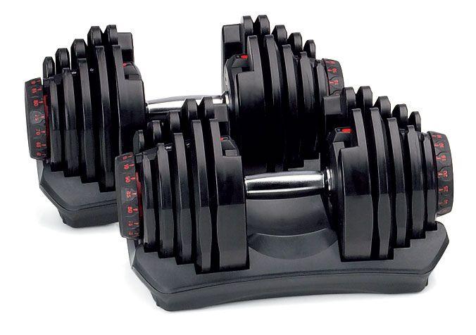 BowFlex SelectTech� 1090i Dumbbells - 5 tot 41 kg