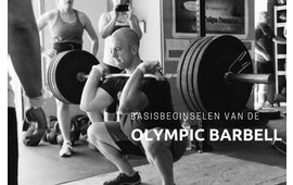 Basisbeginselen van de olympische halterstang