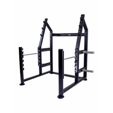 Lifemaxx LMX1065 Squat Rack Professional