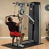 ProDualLine DPLSSF Vertical Press & Lat Machine   Gratis installatie