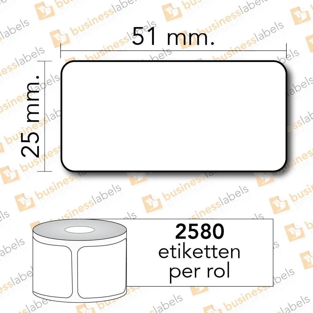 etiketten en labels op rol voor Zebra