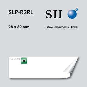 Seiko Instruments, SII R2RL 28x89mm 130 l/r 2 rollen
