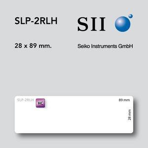 Seiko Instruments, SII 2RLH 28x89mm 260 l/r 2 rollen
