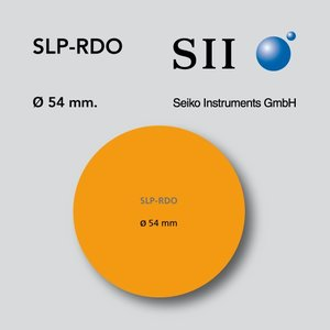 Seiko Instruments, SII RDO 54mm rond 120 labels per rol 1