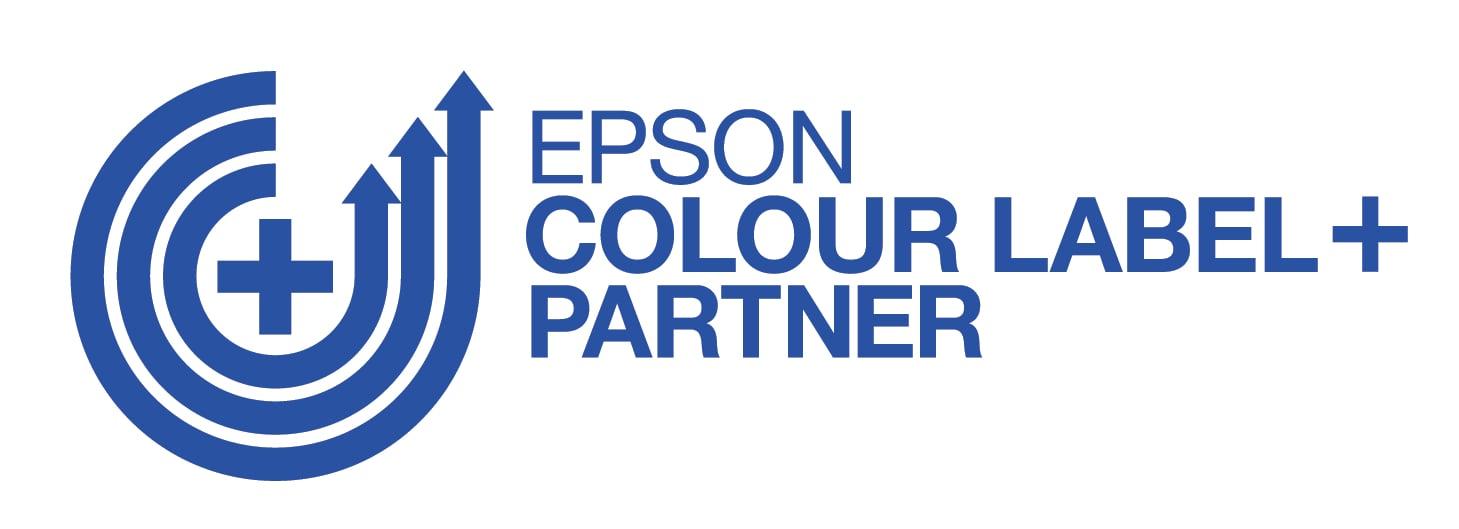 Epson Colour label + partner