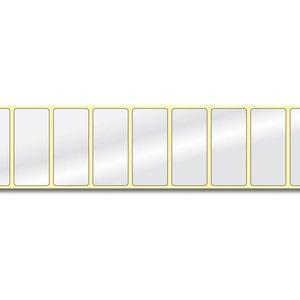 Diamondlabels 56 mm. x 25,4 mm. 1200 inkjet labels permanente lijm & glossy etiketten