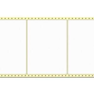 Diamondlabels 210 x 148 mm. 1000 labels, Papier Mat, permanent, Fan-Fold Epson Colorworks GP-C831