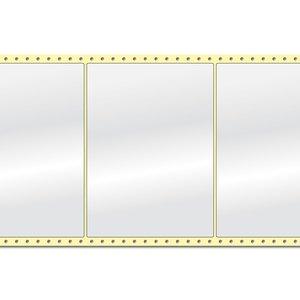 Diamondlabels 210 x 148 mm. 1000 labels, Papier Glanzend, permanent, Fan-Fold Epson Colorworks GP-C831
