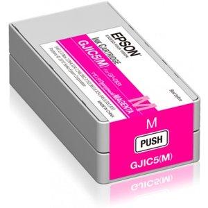 Epson inktcartridge Magenta voor de EPSON GP-C831 GJIC5(M)