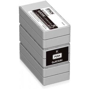 Epson inktcartridge Zwart (Black) voor de EPSON GP-C831 inkjet GJIC5(K)