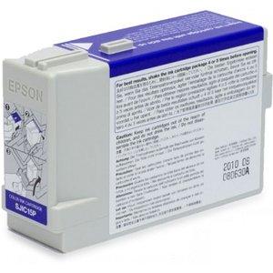 Epson inktcartridge 3 kleuren (CMY) voor de EPSON TM-C3400 SJIC15P