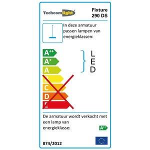 Diamondlabels 101 x 57 mm. Hangkaartjes A4 vellen (100 vel) voor EU energiekaartjes