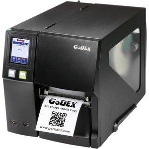Godex ZX1200i industiële labelprinter met touchscreen