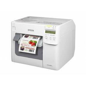 Epson ColorWorks TM-C3500 inkjet etiketten- en ticketprinter