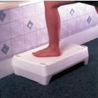 Opstapje voor in de badkamer