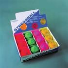 Anti-Stress Ballen display 12stuks