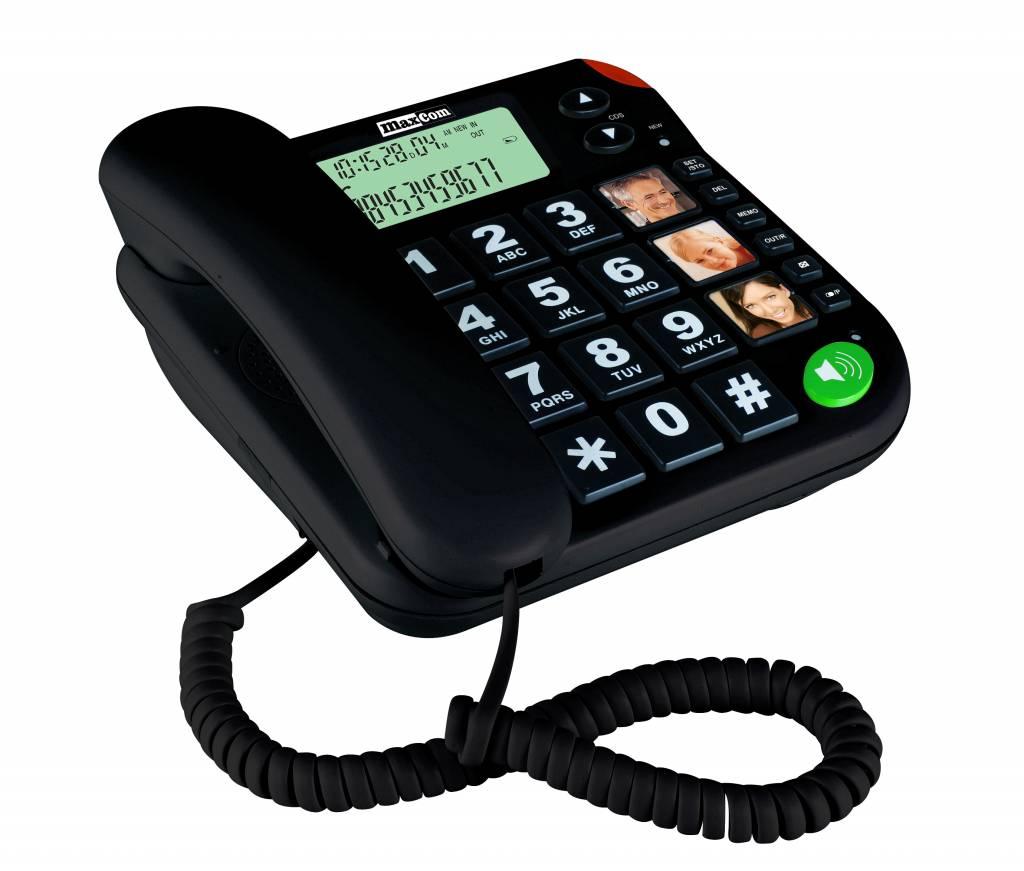 Telefoon Met Grote Toetsen Zorgwinkel Hulpmedi Nl