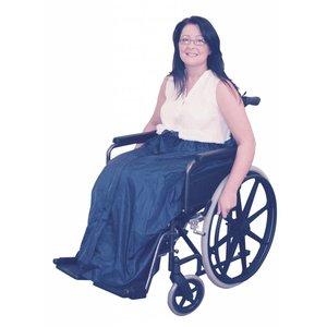 Rolstoel Cosy, voetenzak voor rolstoel