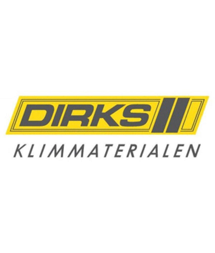 Dirks puntladder 2+5+4 (met neerklapbare punt) 28 cm. optree
