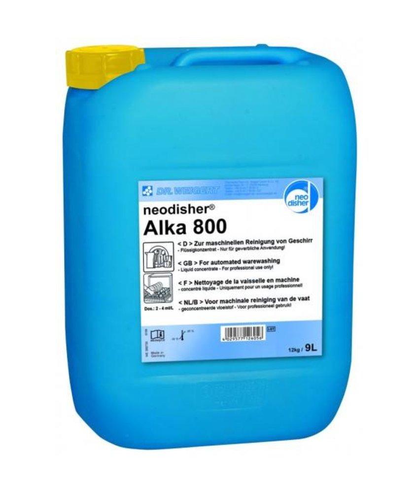 Neodisher Alka 800 - 12kg Vloeibaar Vaatwasmiddel