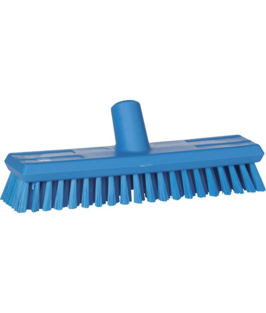 Vikan luiwagen met watertoevoer, medium, blauw