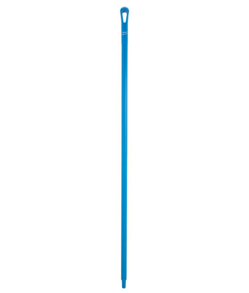 Vikan kunststof steel, 150 cm, blauw,