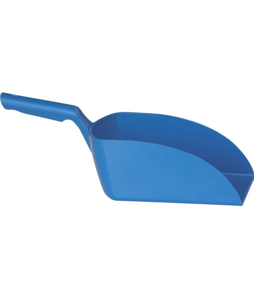 Vikan handschep, 2 liter, blauw,
