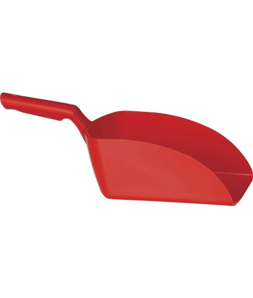 Vikan handschep, 2 liter, rood,