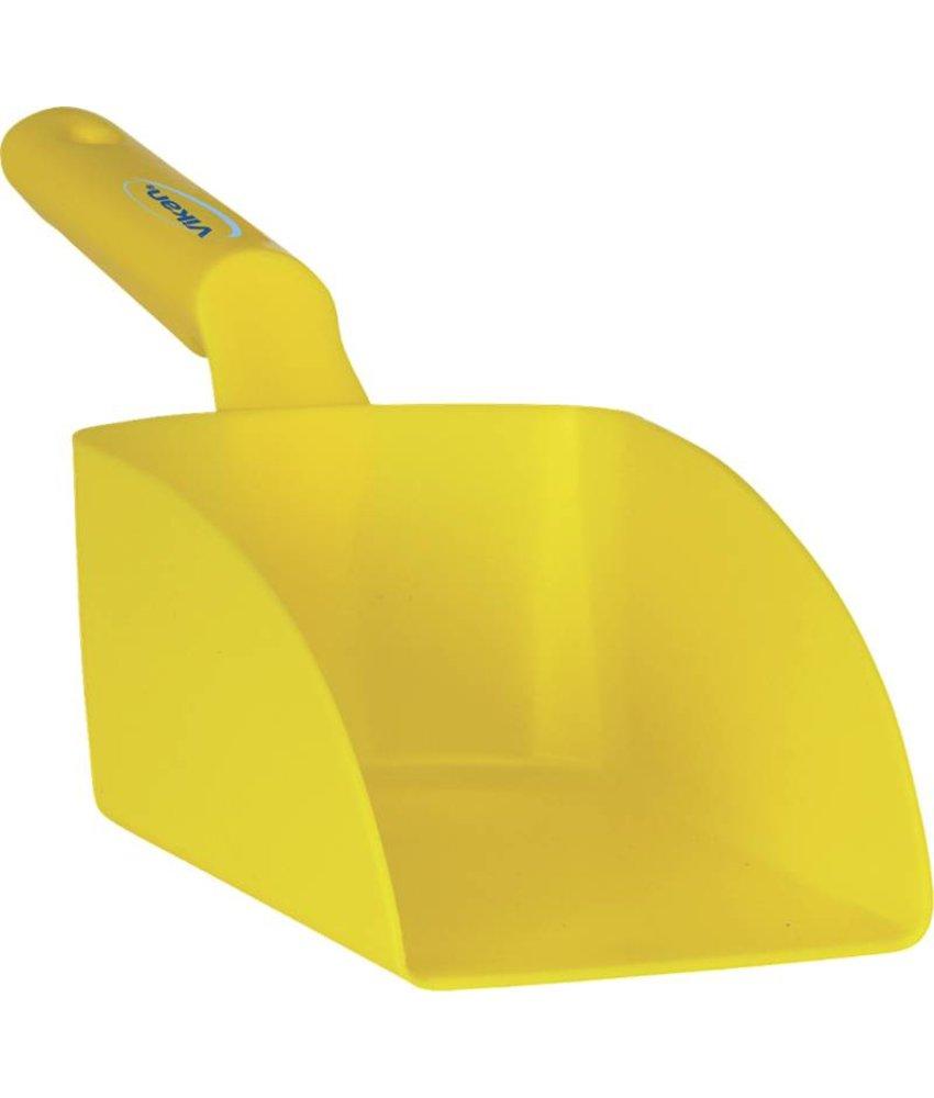 Vikan handschep, 1 liter, geel,