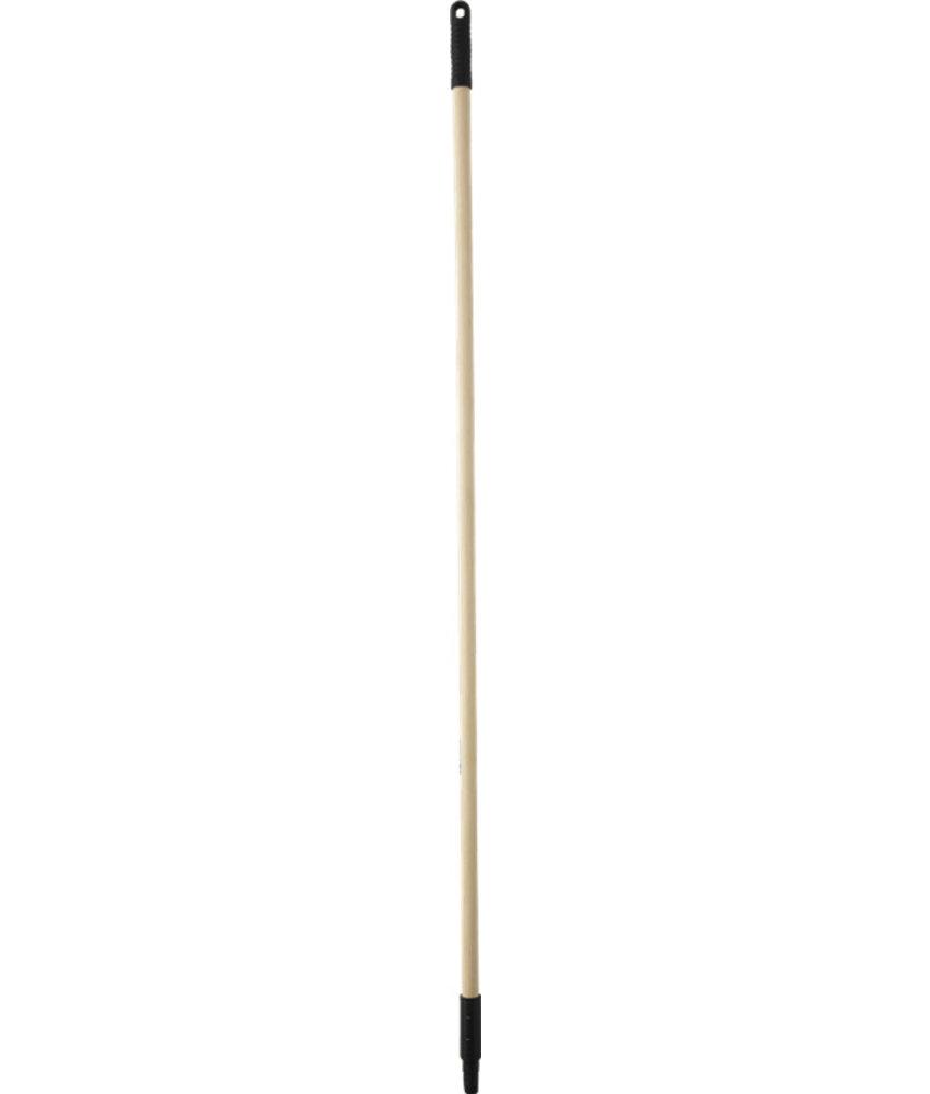 Vikan houten steel, 155 cm,