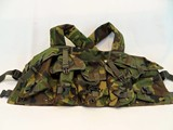 Chest rig Camo Engels