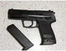 Heckler & Koch USP Standard 9x19mm.
