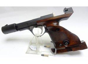 UniQue Klein Kaliber Pistool UniQue OlympiQue Pistolet Model Des 69 22 LR