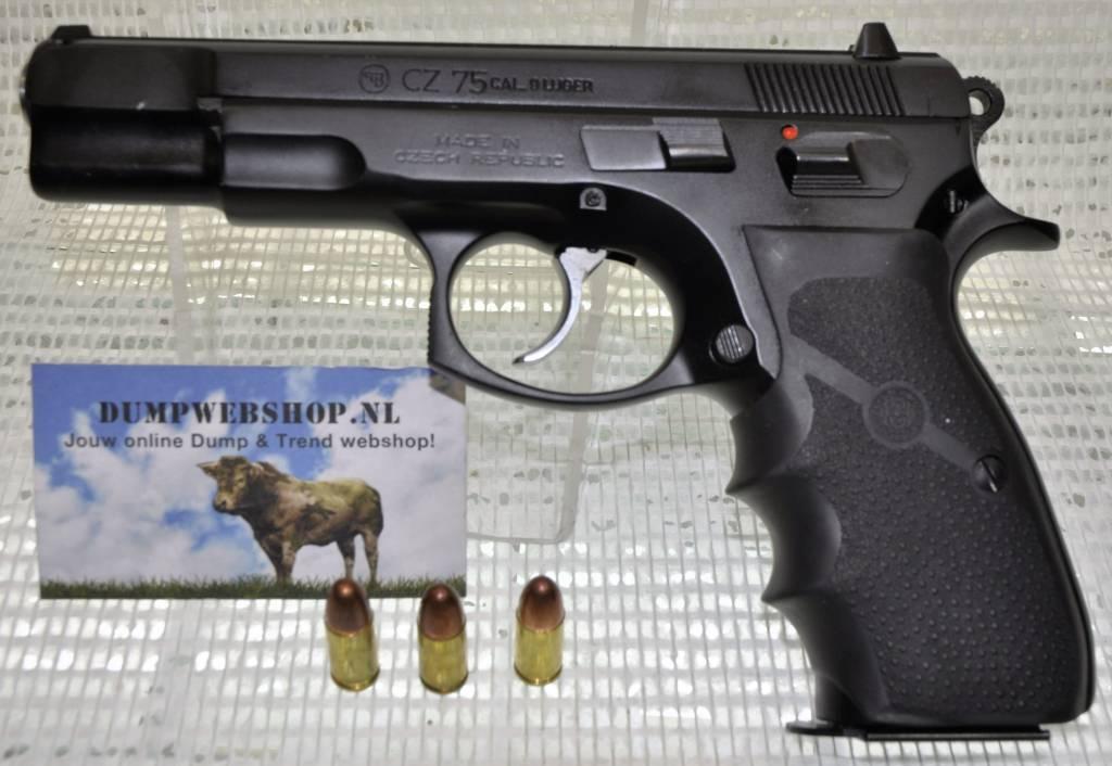klein kaliber pistool cz