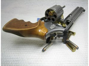 Smith & Wesson Smith & Wesson 686-4 Target Champion 357 Magnum Revolver.